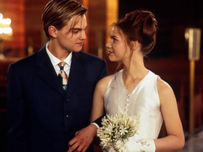 14 Romantic Literary Passages That Are Perfect For Wedding Vows Romeo And Juliet Romeo Juliet 1996 Wedding Movies