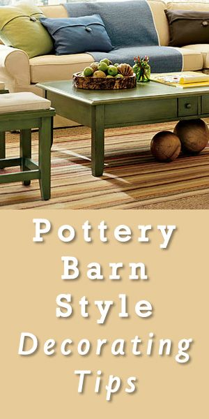 Pottery Barn Style Decorating For Less | Decor Ideas | Pinterest | Pottery  Barn Style, Pottery And Barn