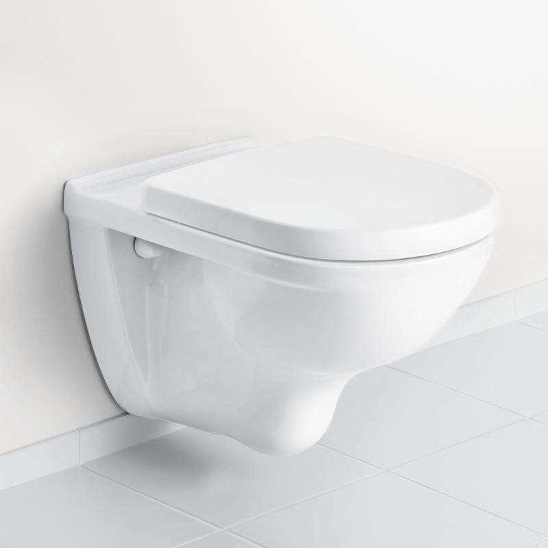 White shops toilets