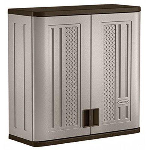 Fresh Suncast Wall Mounted Utility Storage Cabinet