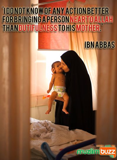 Islamic Quotes Love Your Mother