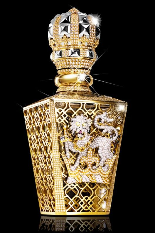 For $228,000, you can buy a whole lot of stuff — cars, yachts, even a new home. Or maybe just a bottle of perfume. Clive Christian's No1 Passant Guardant perfume!