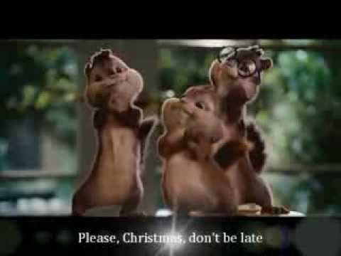 christmas don't be late (original)- alvin and the chipmunks ...