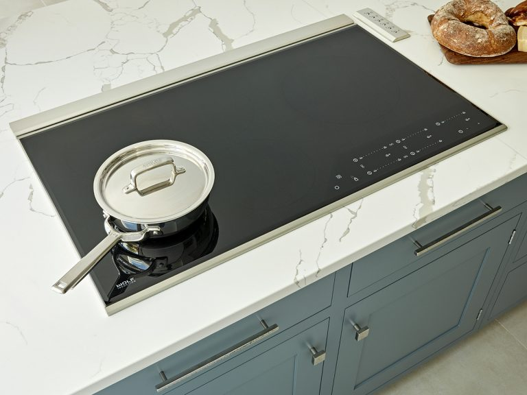 Wolf vs. Miele Induction Cooktop Review Shootout
