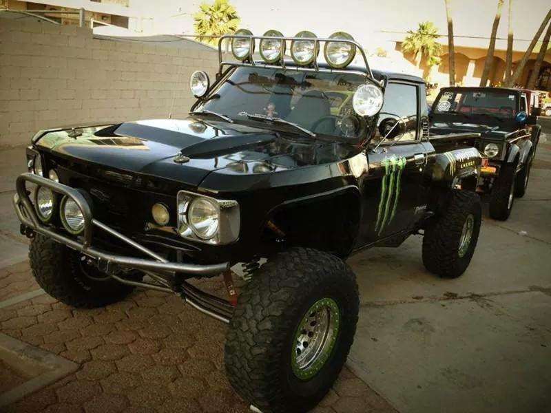 Chevy Luv;-). | Chevy luv, Trucks, Mini trucks