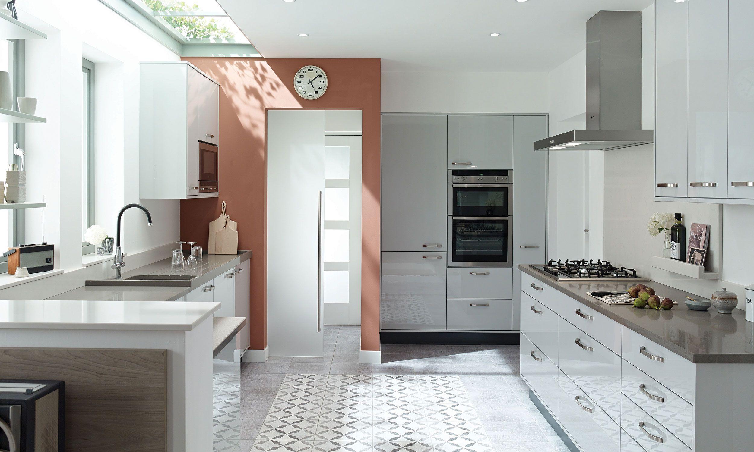 Porter Contemporary kitchen, Modern kitchen, Kitchen design