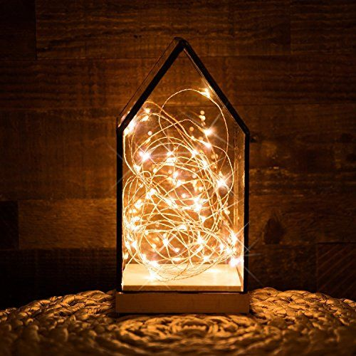 Micro Led String Lights Kohree 120 Micro Led String Lights On 20 Feet Copper Wire Seasonal