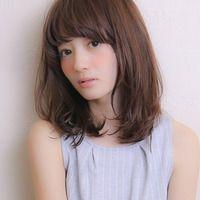 魅惑の色 マルサラ 赤茶 のヘアスタイルカタログ ヘアスタイル 女性のファッション 秋 ヘアカラー