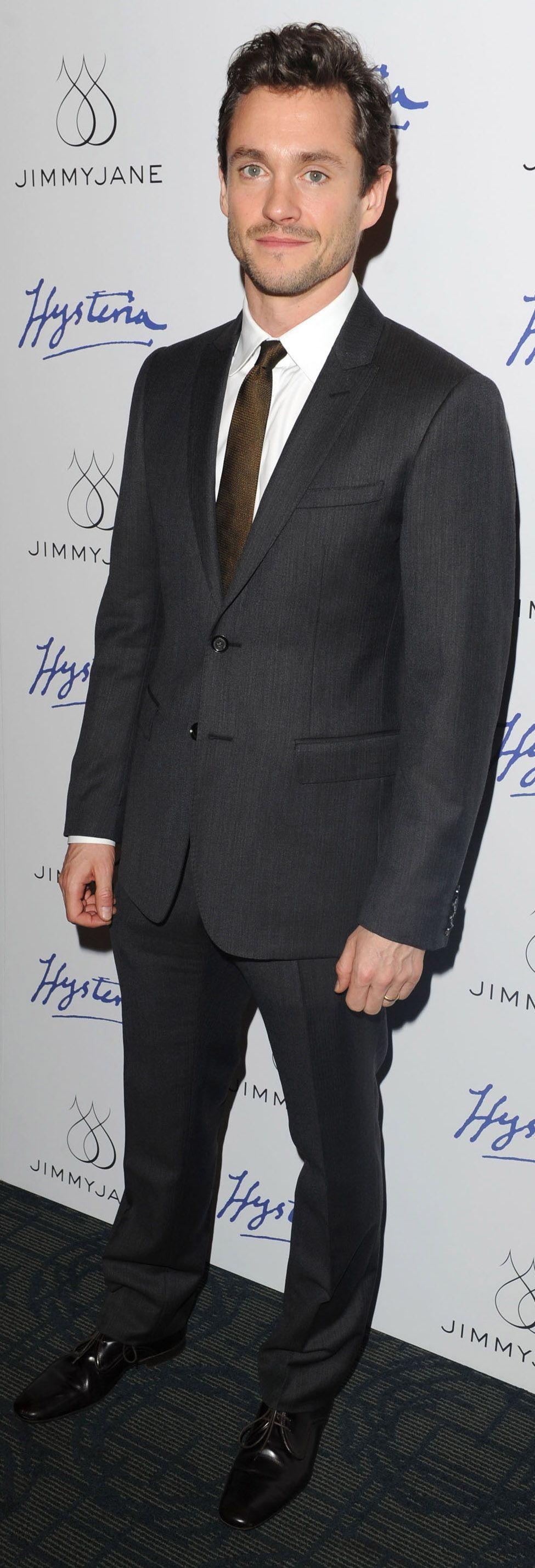 Hugh dancy burberry