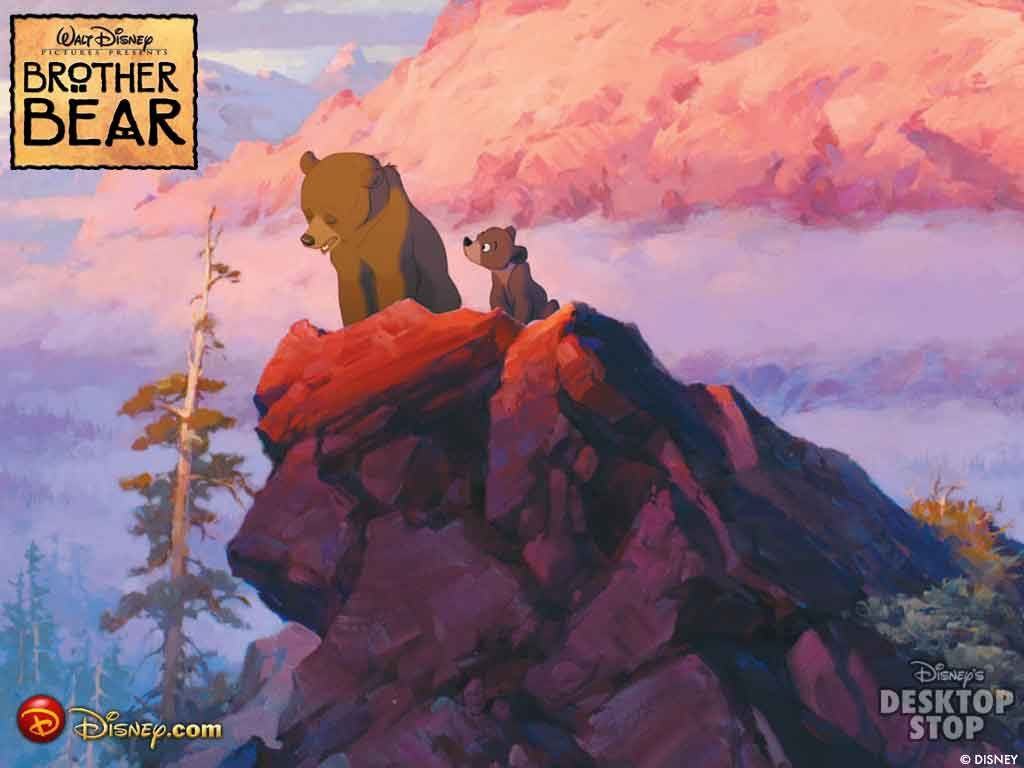Brother Bear 2 Wallpaper Brother Bear Wallpaper Disney