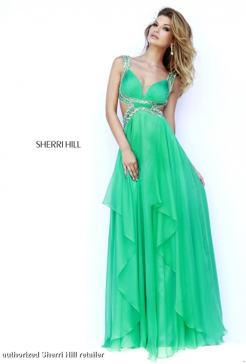 Pin by Glitterati Style Prom on SHERRI HILL PROM 2017 | Pinterest ...