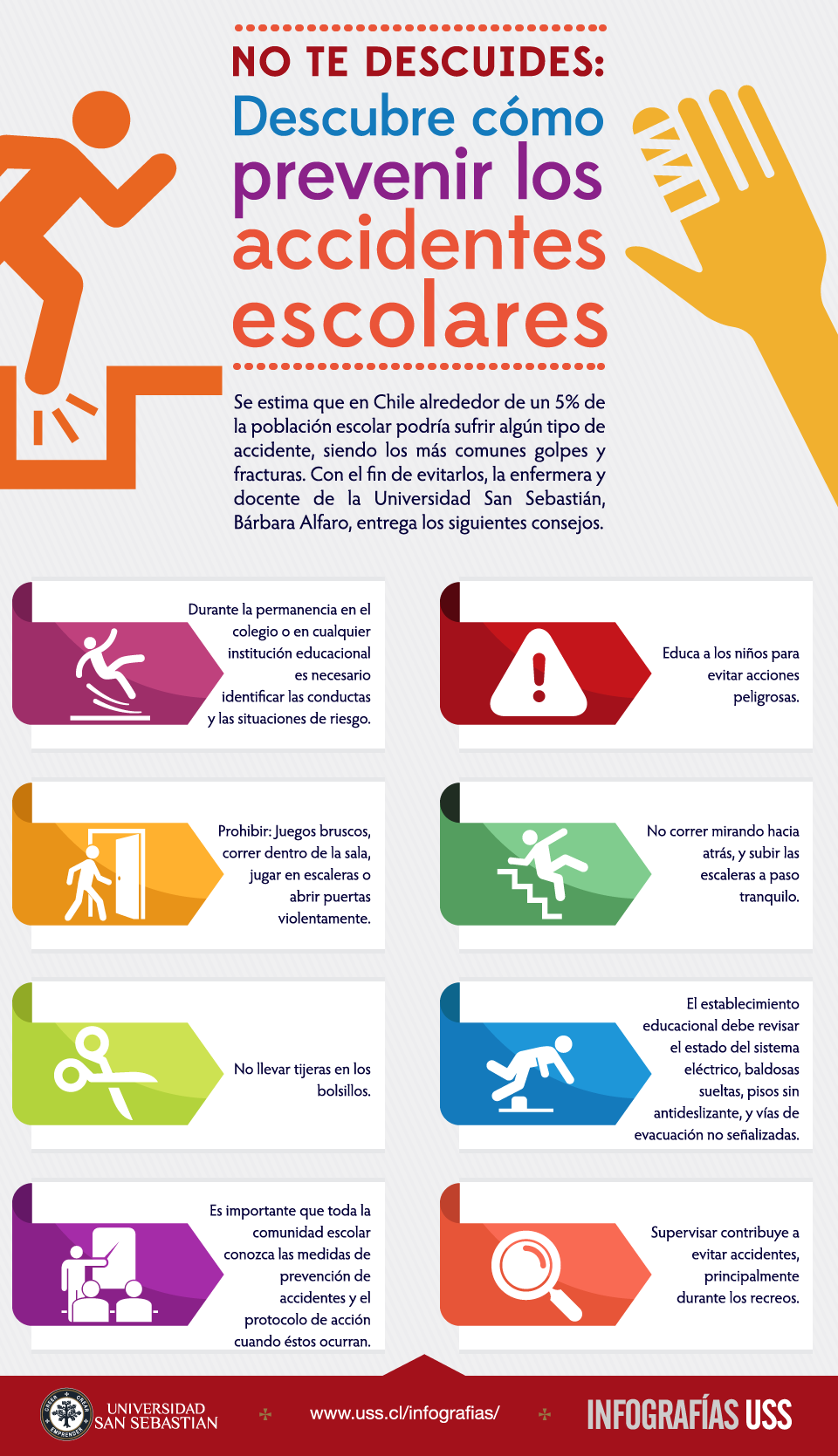 Como Prevenir Los Accidentes Escolares Accidentes Escolares
