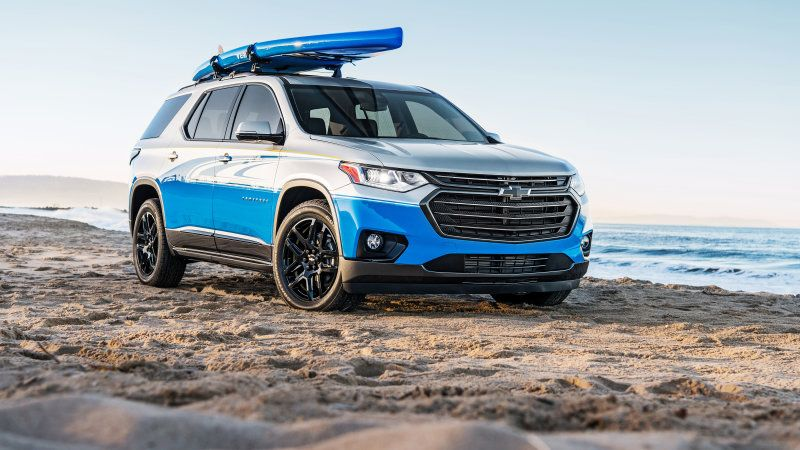 Here S What S Up With The Chevy Traverse Sup Concept Chevrolet Traverse Chevrolet Custom Chevy Trucks