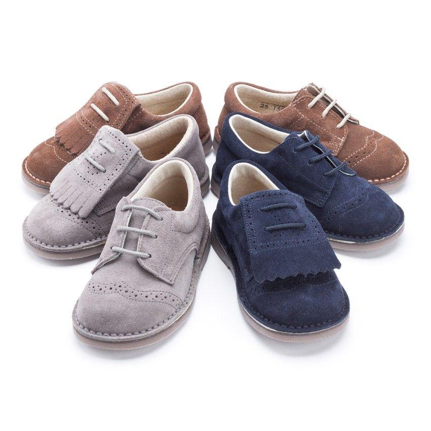 a0e31a943d Sapatos de Carneira com Franjas Cores, Pisamonas | calçados infantil ...