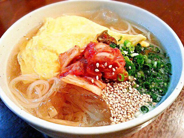 たぶん明日からのメニューに登場します。 夏季限定です♪ - 47件のもぐもぐ - 冷麺 by ichidolushi