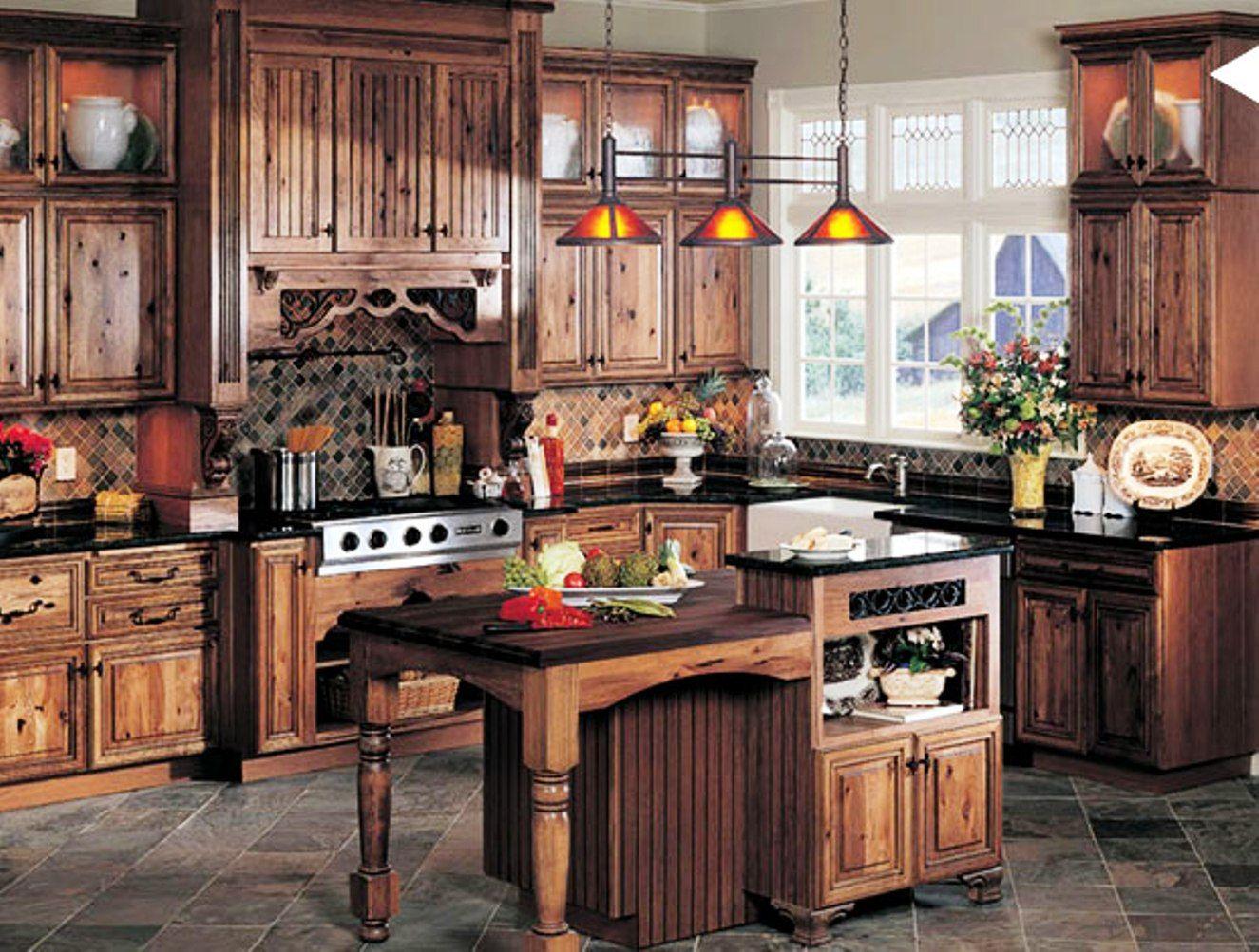 Rustic Kitchen Cabinets Rustic Kitchen Cabinets T For Idea Part 90