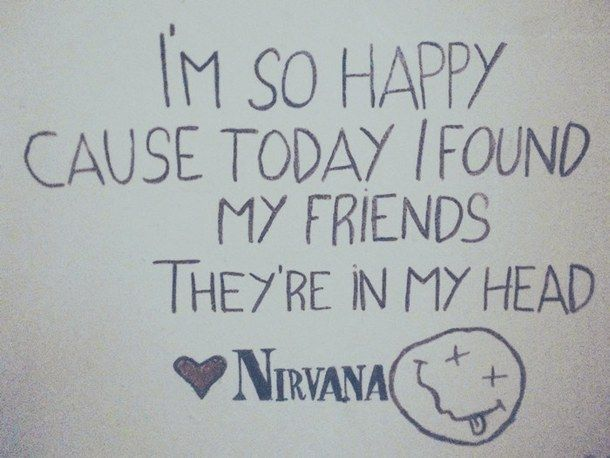 Lithium Nirvana Quotes Quotesgram Nirvana Quotes Nirvana Songs Quotes