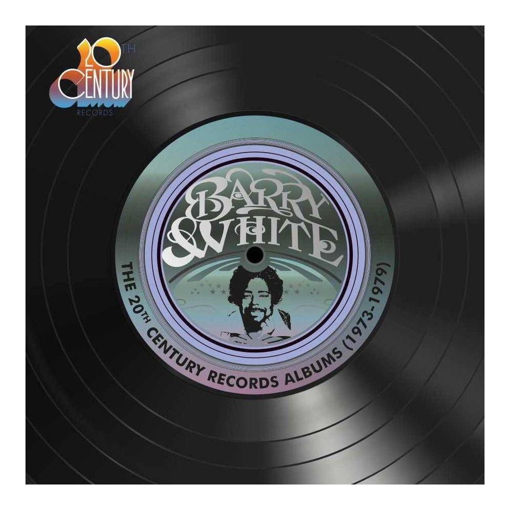 Barry White 20th Century Records Albums 1973 1979 Vinyl Im