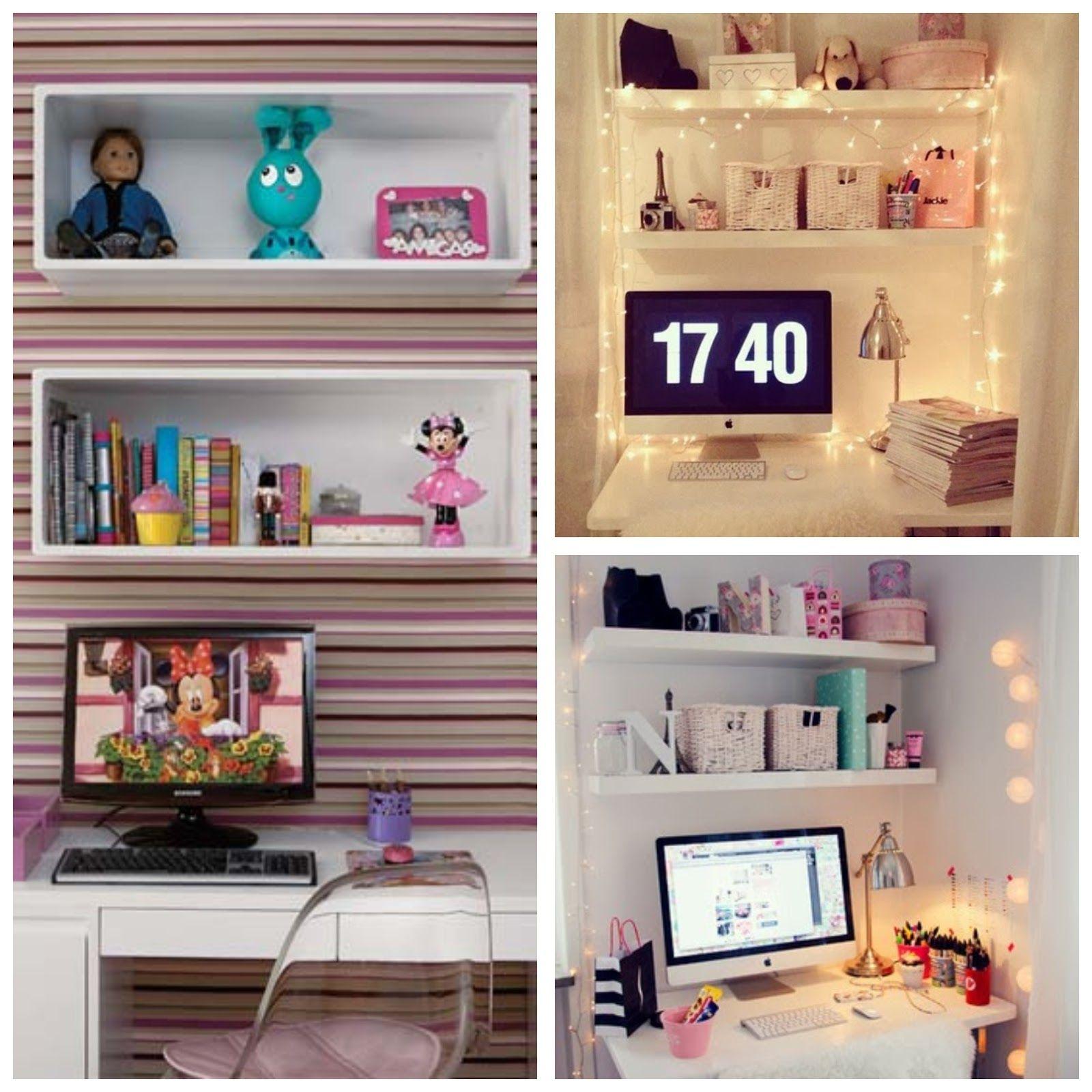 Resultado De Imagen De Prateleiras Quarto Decoracao Dormitorios  ~ Ideias De Prateleiras Para Quarto