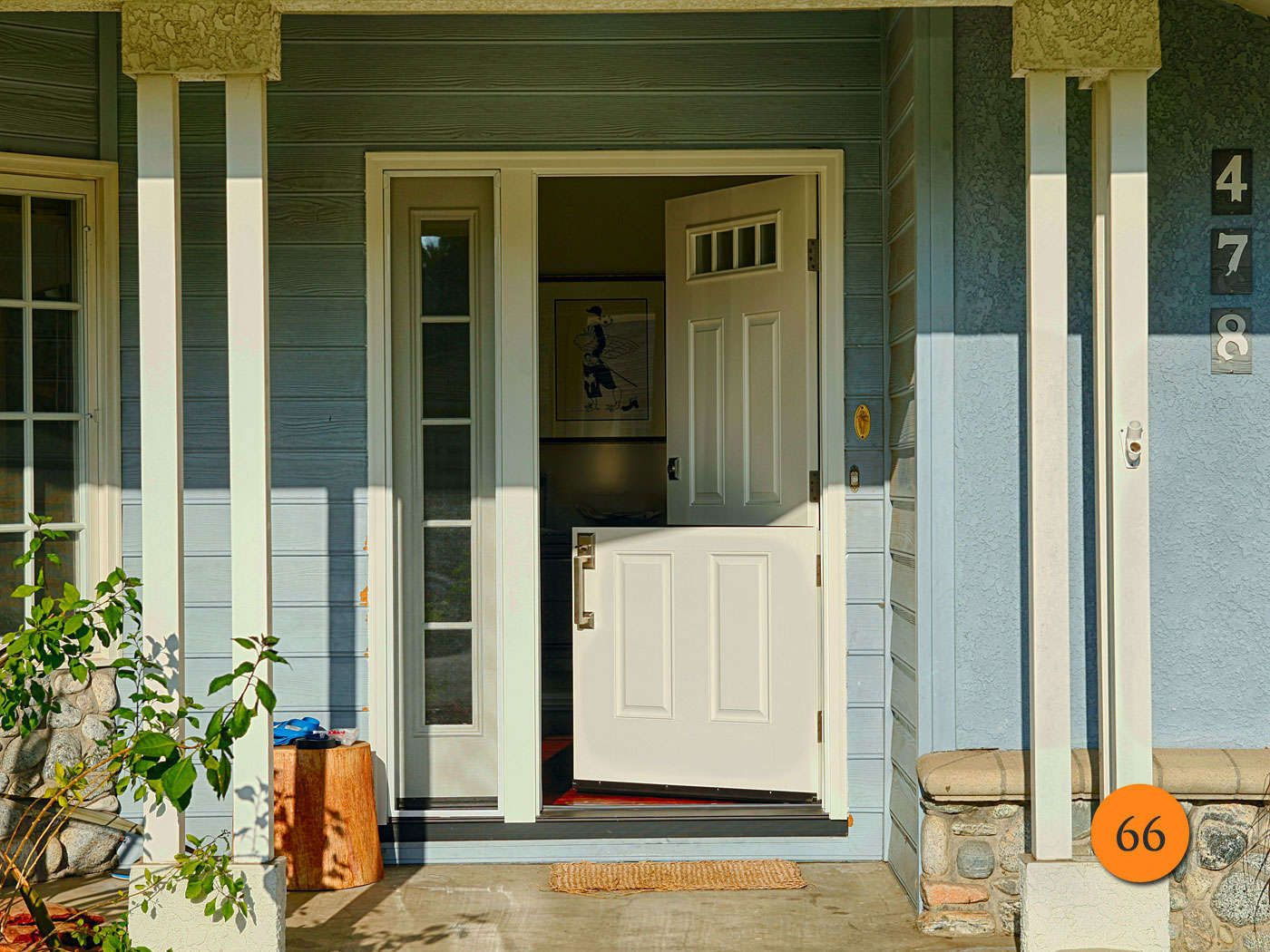 white entry doors with sidelights. Dutch Doors Orange County | Todays Entry White With Sidelights