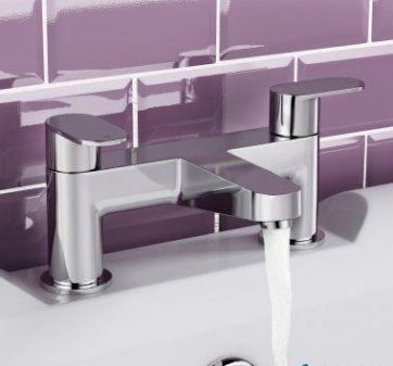 Boll Bath Filler Mixer Tap Pt Tb2074 94 39 Platinum Taps Bathrooms Bath Mixer Taps Bathroom Taps Round Bath