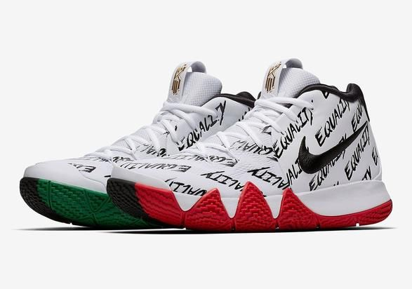 sale retailer 442ea 623ee Introducing the BHM Nike Kyrie 4, LeBron 15  KD10 Nike basketball has  today unveiled their annual Black History Month collection which will  include ...