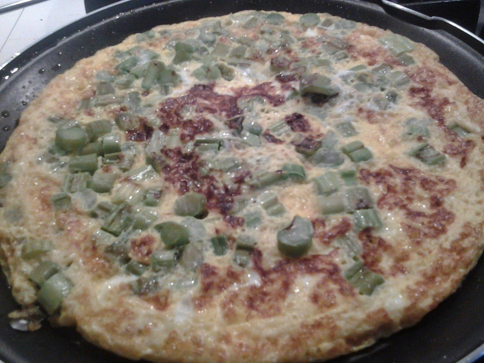 La mia cucina facile: Frittata agli asparagi