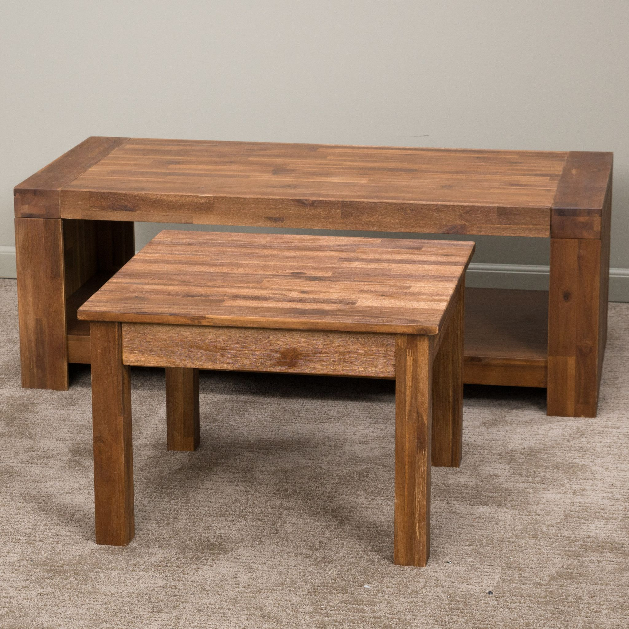 515 For Set Of 2 Christopher Knight Home Montero Coffee Table And Side Table  Set   Overstock Shopping   Great Deals On Coffee, Sofa U0026 End Tables