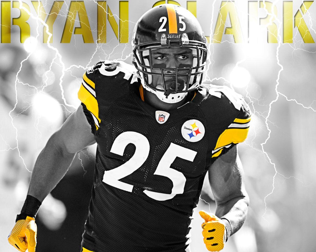 half off f7ceb 7fe7f Ryan Clark Steelers Wife | Ryan Clark Wallpaper | ryanclark ...