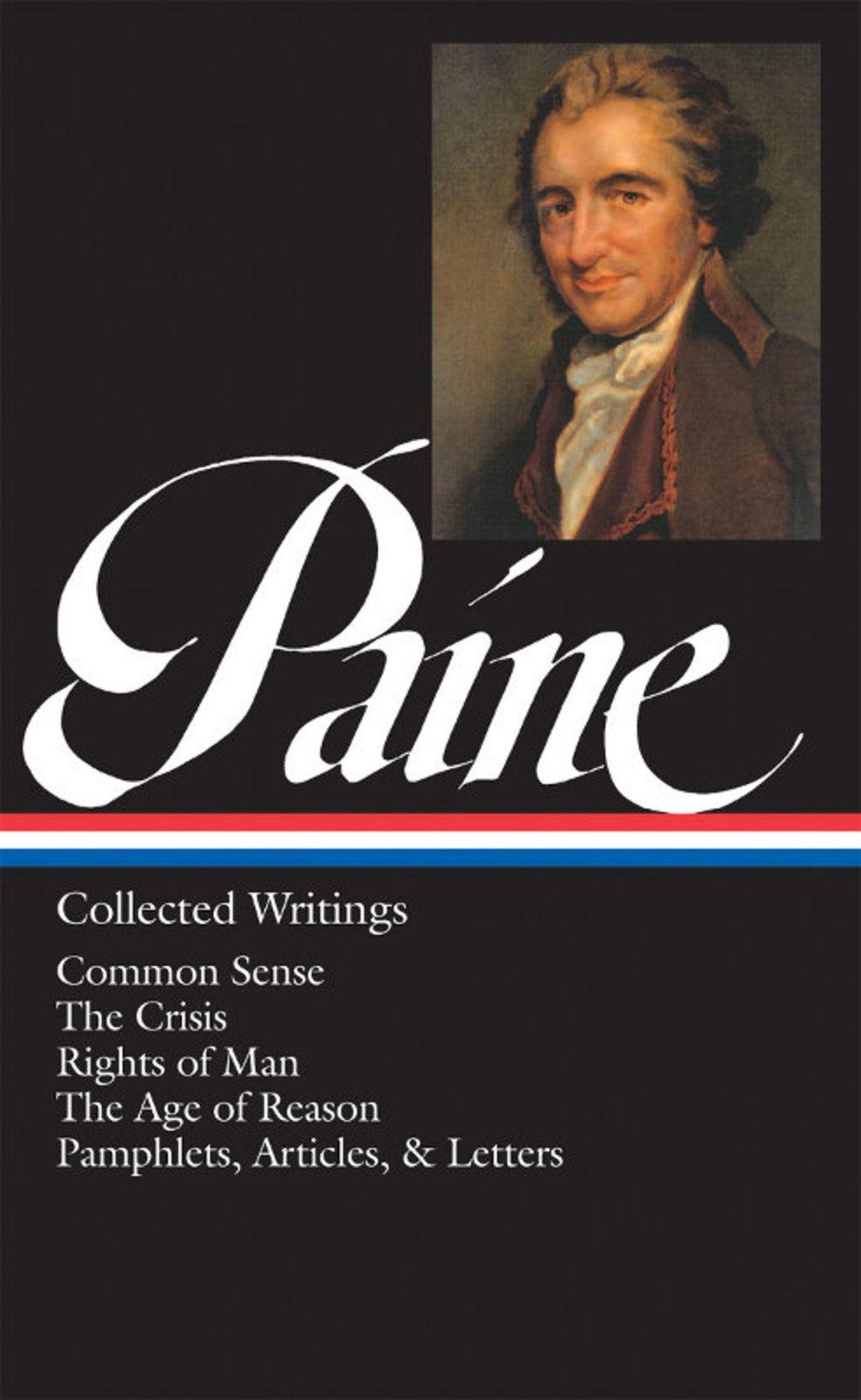 Thomas Paine Collected Writings Loa 76 Ebook