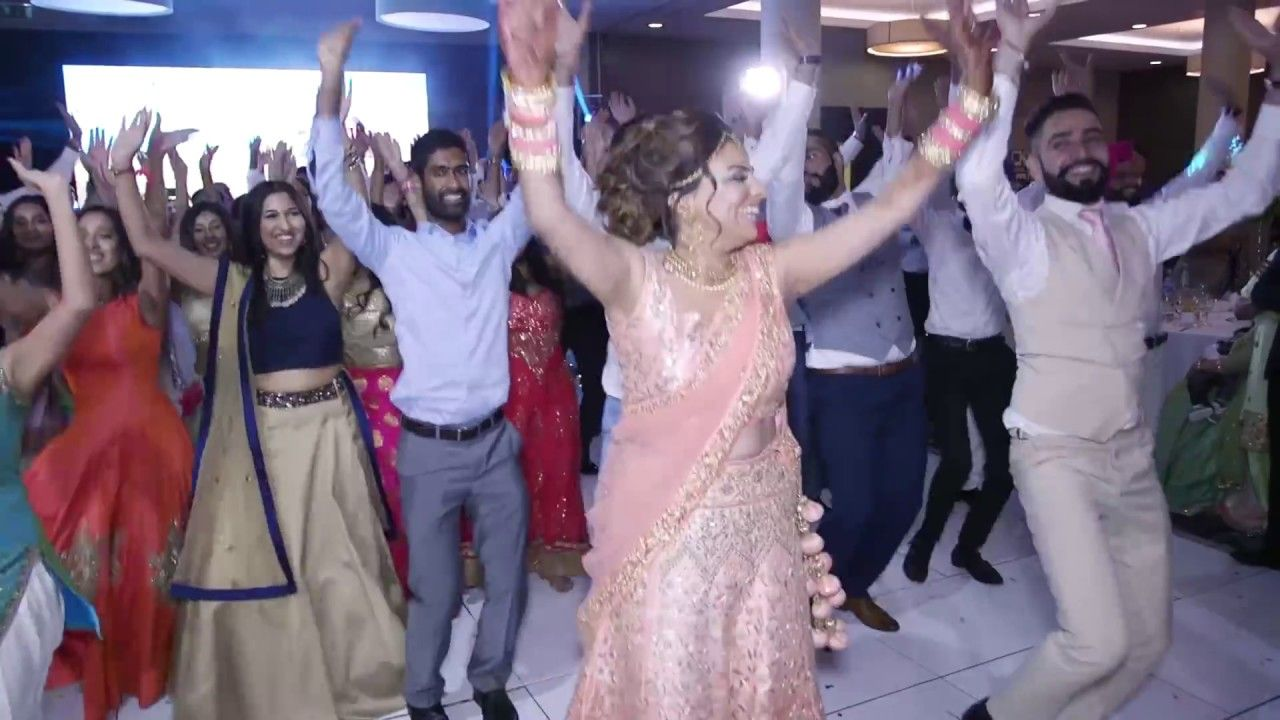 Pin on Must Watch! Dance Offs Indian Wedding Style