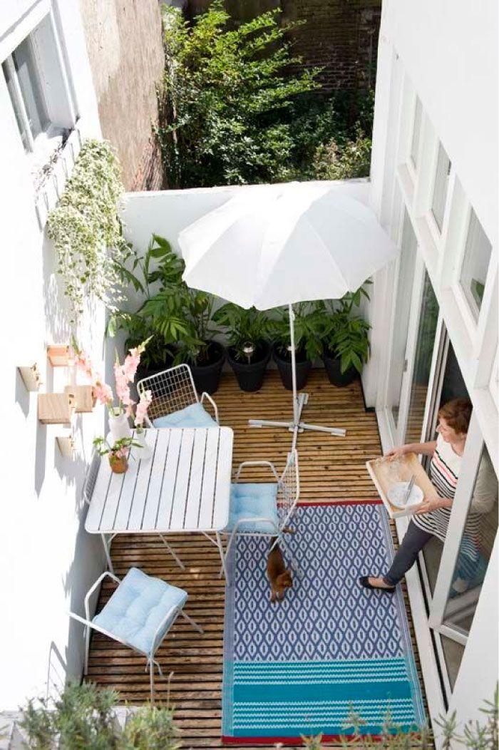 Arreda e decora il tuo balcone in primavera balconi for Patio arreda