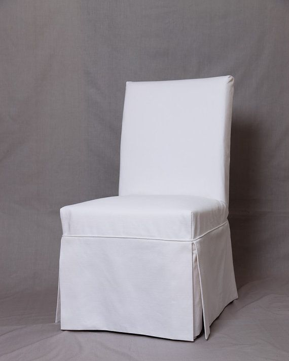 This Made To Order Slipcover Fits Ikea Chair Henriksdal Other Colours Fabrics Available Or Provide Your Own