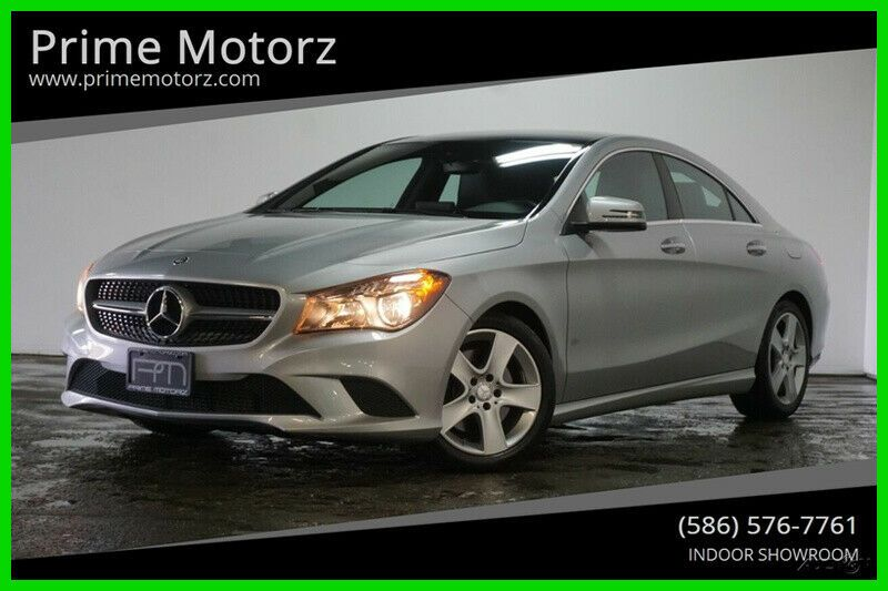 Ebay Advertisement 2015 Mercedes Benz Cla Class Cla 250 4matic