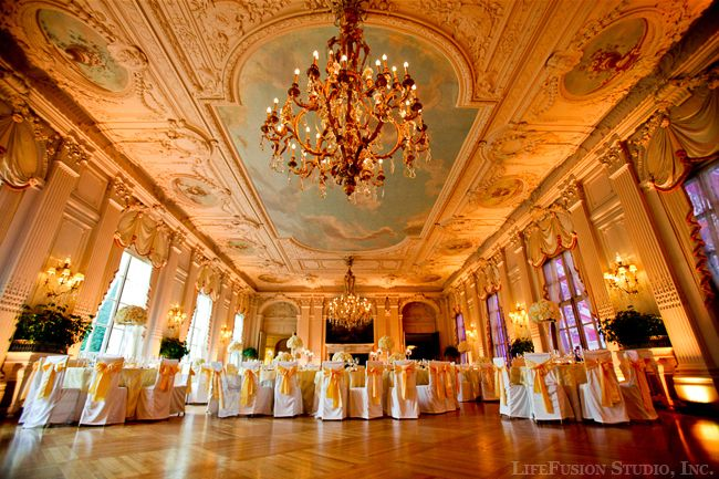 Rosecliff Mansion Where I Hope To Have My Wedding Wedding