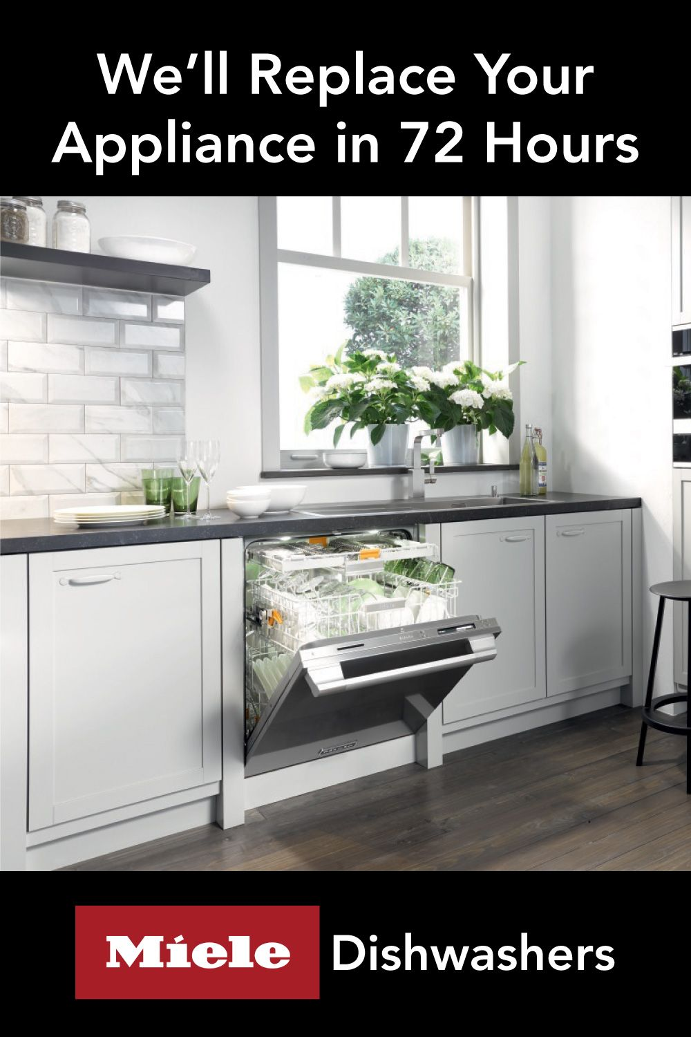 Miele Dishwashers From Pirch In 2020 Interior Design Kitchen Miele Dishwasher Kitchen Interior
