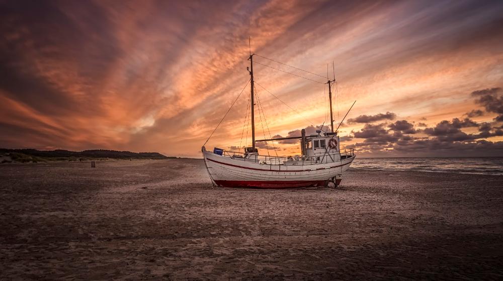 Nordjylland Google Drev Boat Sailing Sailing Ships