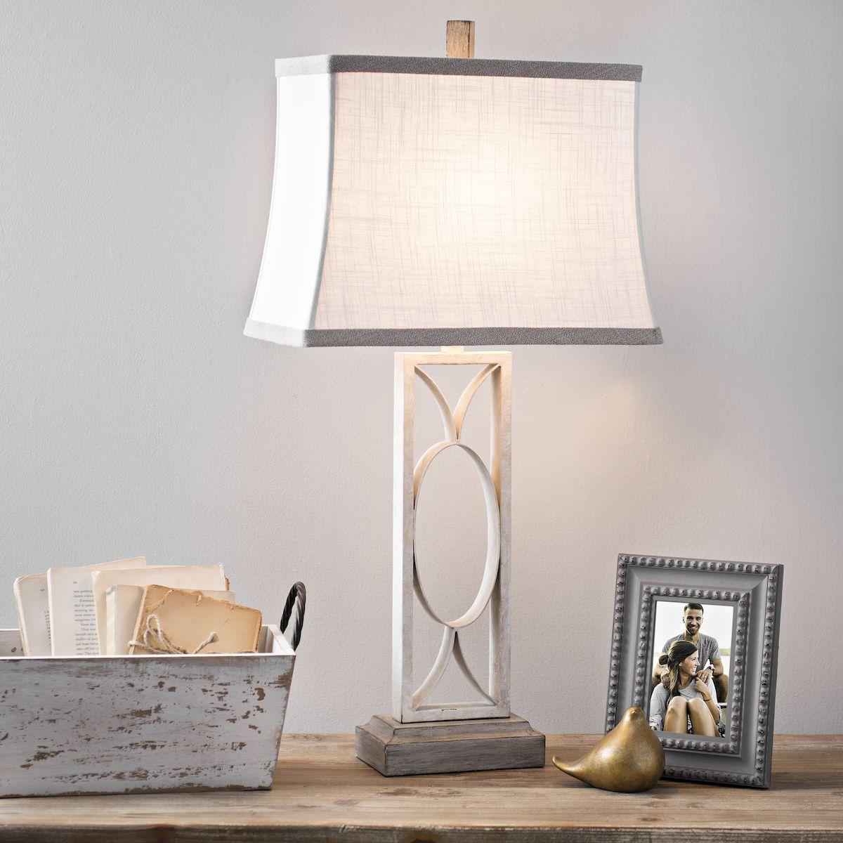 Bokava Brie Table Lamp Farmhouse lamps, Table lamp