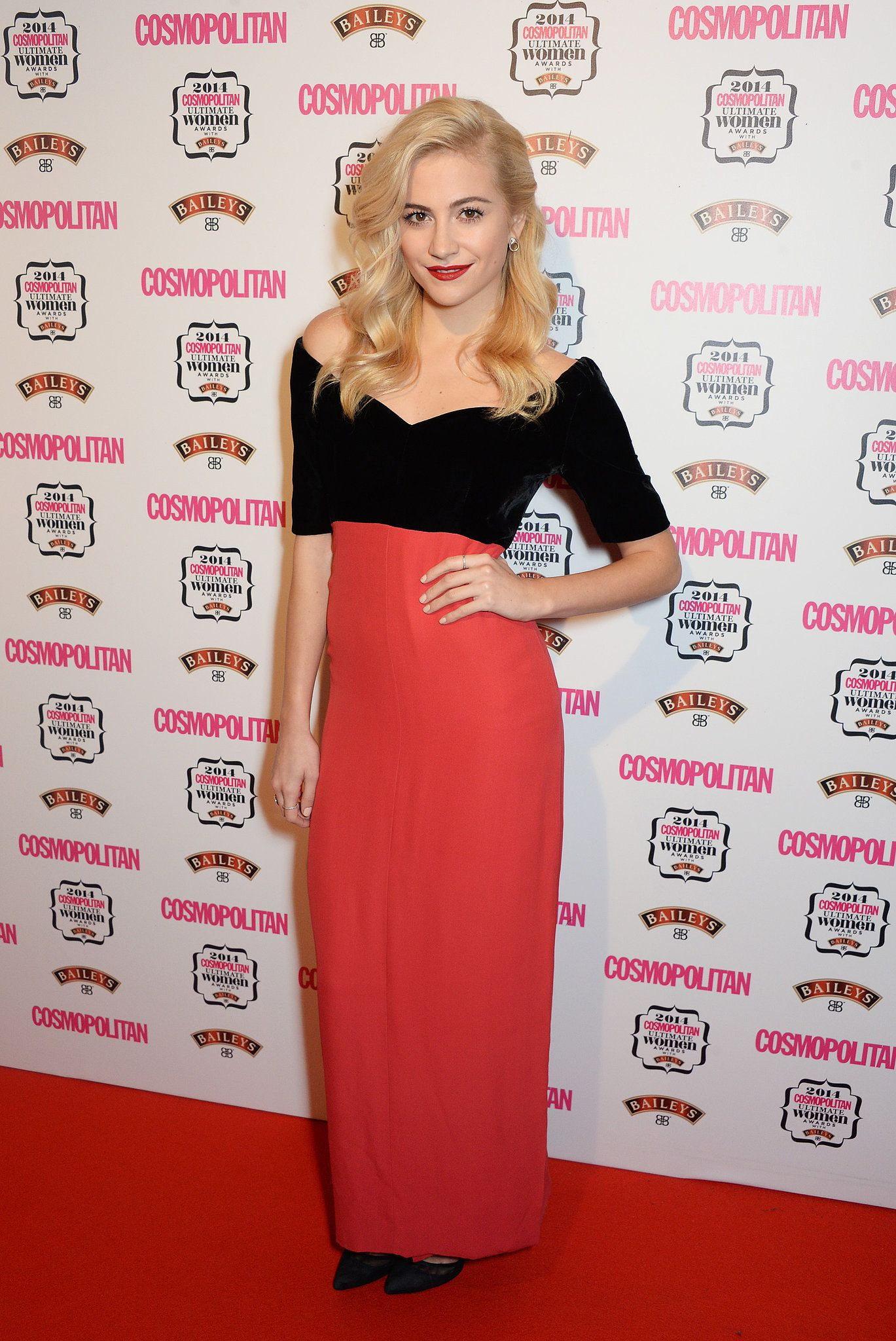 Pixie Lott at the Ultimate Women of the Year Awards