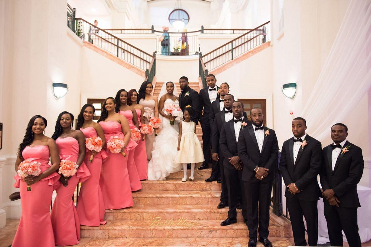 Margaret And Rick American Wedding Miami Bellanaija 2016 23