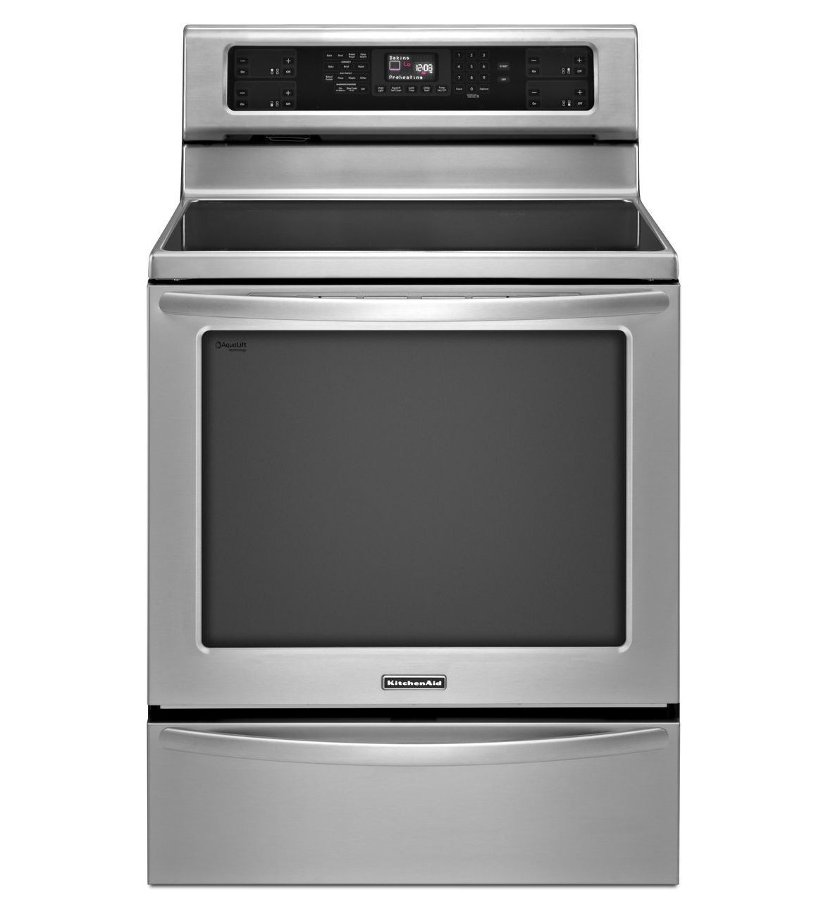 Through Oct Save On Select KitchenAid® Appliances, Including This Electric  Freestanding Range, Architect® Series II, Comes With The Even Heat™ True ...