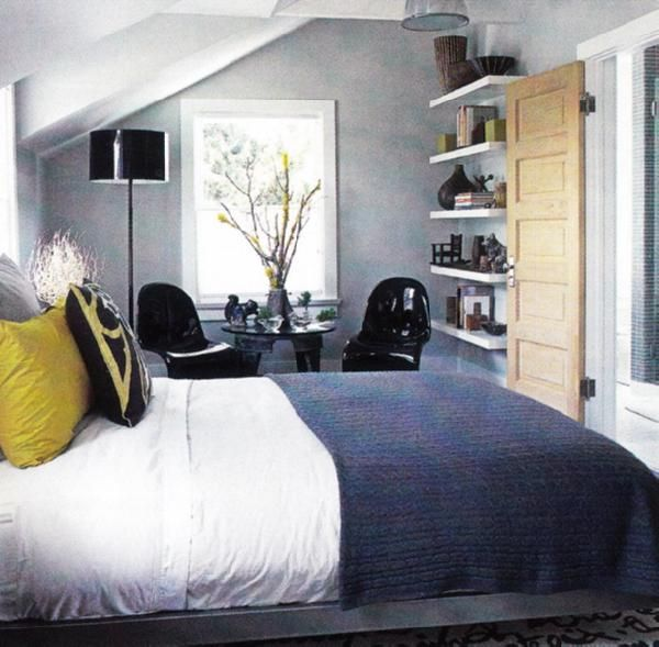 Blue Yellow Gray Bedroom Contemporary Bedroom Blue Bedroom Yellow Gray Bedroom Contemporary Bedroom