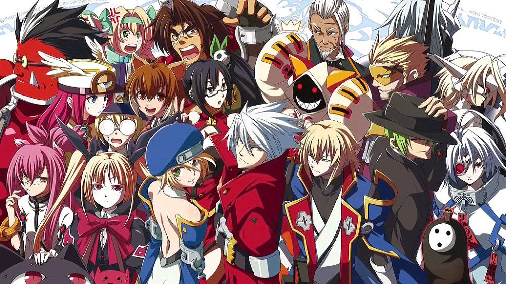 10th Anniversary Blazblue Character Poll Open Right Meow Anime Anime Wallpaper Anime Japan