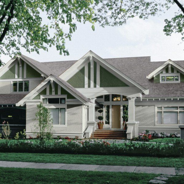 Choosing An Exterior Paint Color Is A Big Decision. We'll