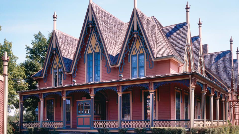 The Mansard Roof And Second Empire Style Mansard Roof Empire Style Roof Cost