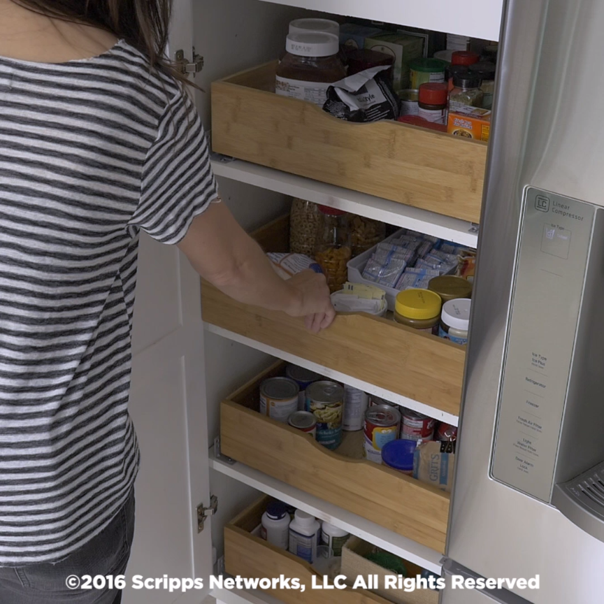 7 Ways To Organize Your Pantry