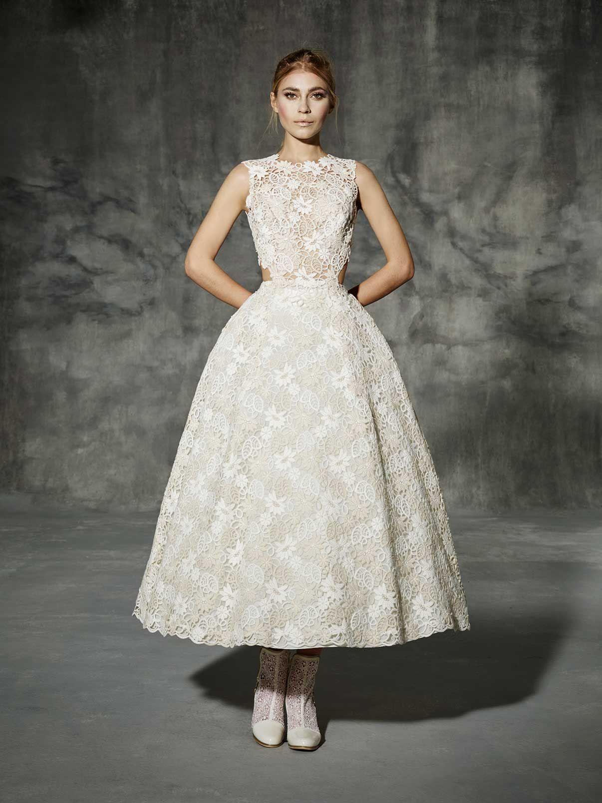 Mejores disenadores vestidos novia barcelona