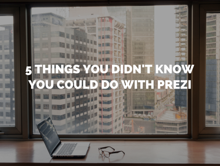5 Ways to Use Prezi That You Never Thought Of — Prezi Blog