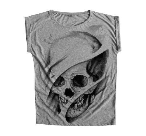 Image of Diego Skull grey | Femme