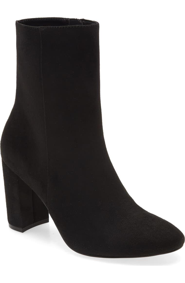 nordstrom block heel booties